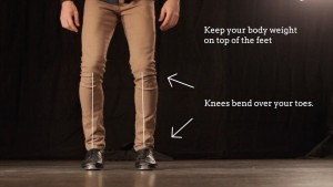 How to tap dance for Absolute Beginners