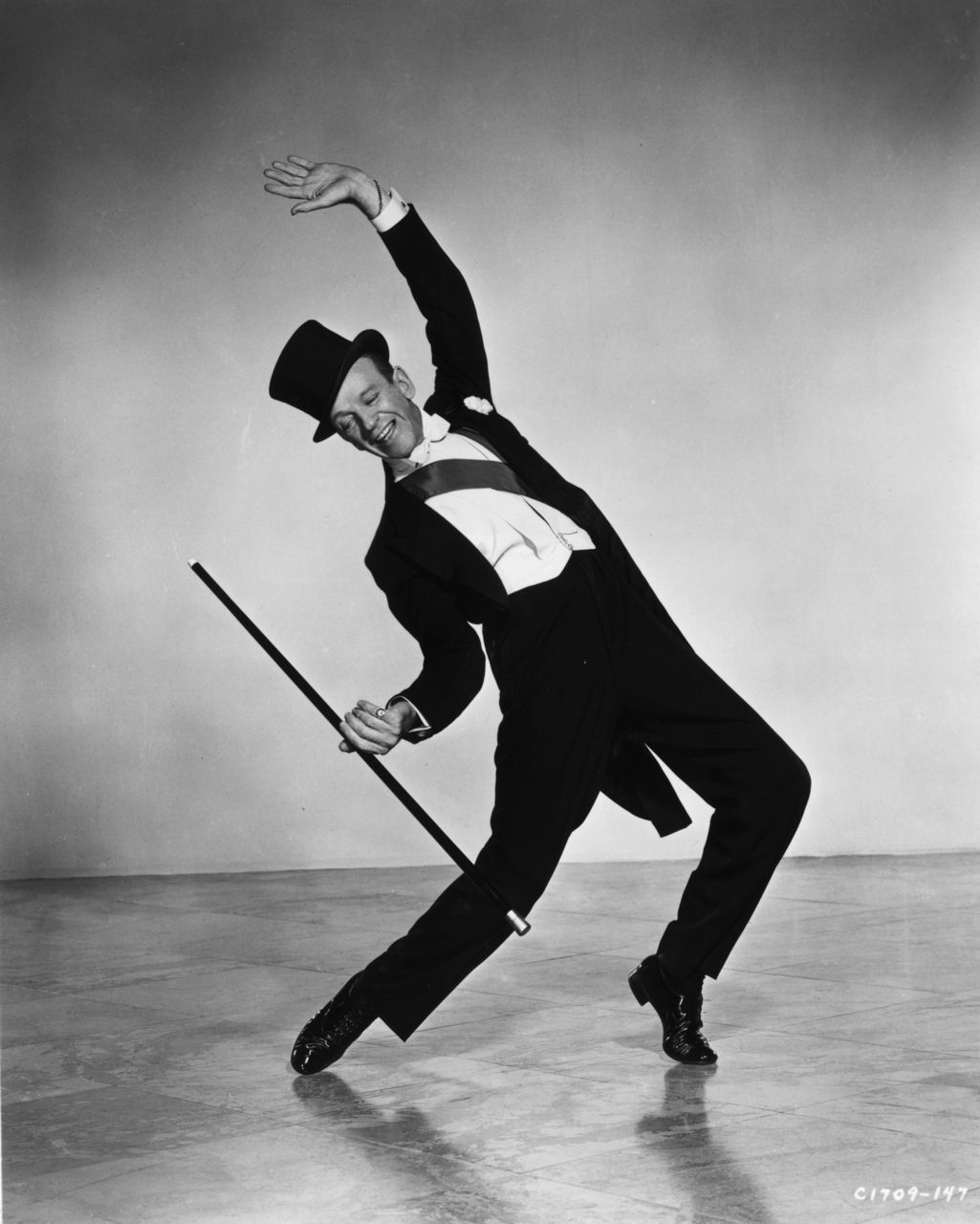 Dance Like Fred Astaire