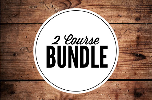TitleCircleWH-2CourseBundle-How-To-Tap-Dance